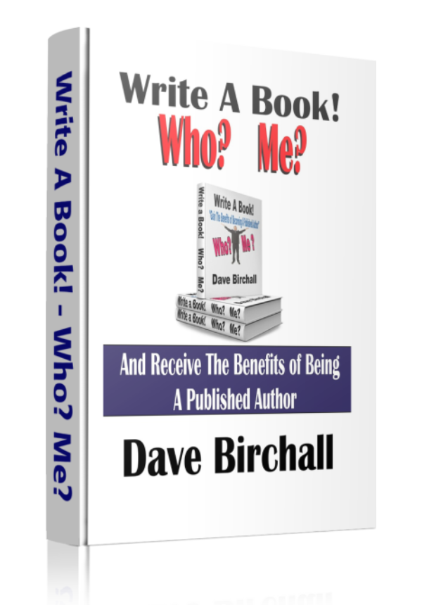 Expert Profiles - Write a Book? Who Me?
