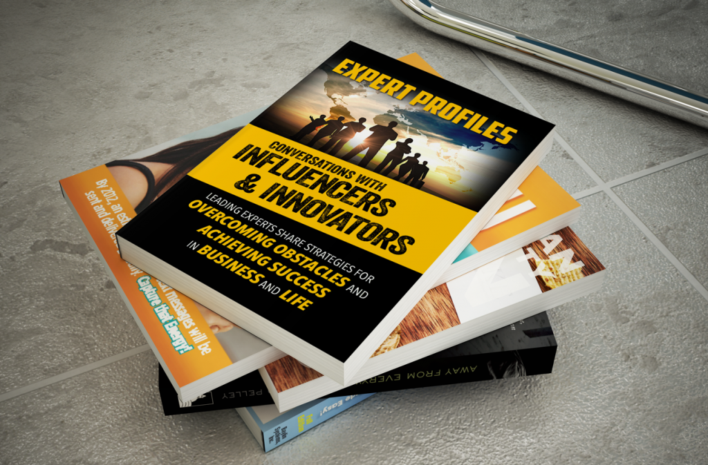Explode Media Coverage, Expert Profiles Book - Become the Expert in Your Field