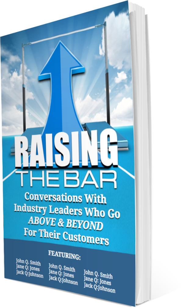 Raising The Bar Book Cover