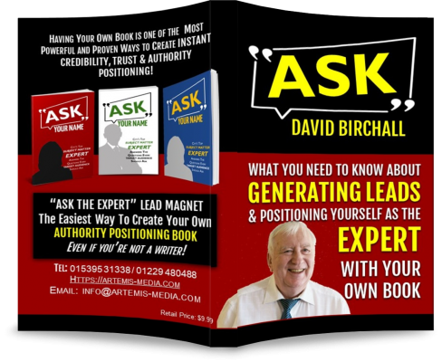 Get your message out there - Ask David Birchall